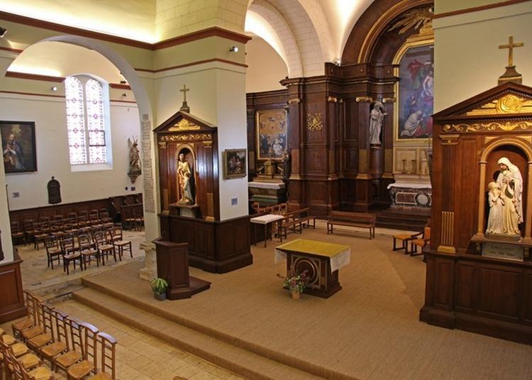 Une « église-musée » à Loches