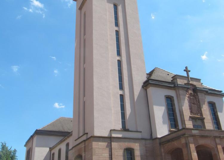 Une Nouvelle église Au XXe Siècle ; Le Pendant Catholique De Saint-laurent à Wasselonne