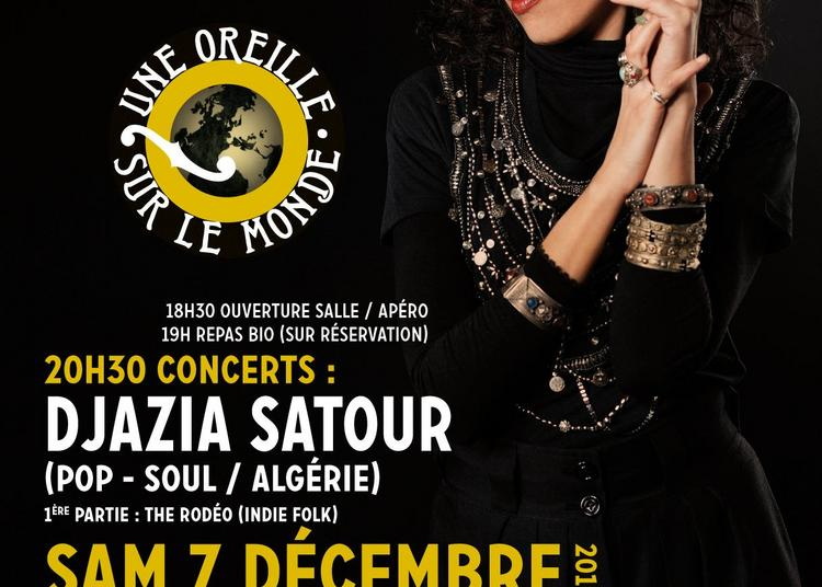 Une Oreille sur le Monde - Concerts - Direction: l'Algérie! à Treffiagat