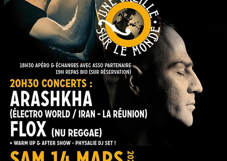 Une Oreille sur le Monde - Concerts - Soirée Énergie #2! à Treffiagat