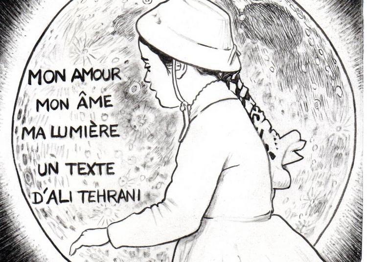 Une recherche théâtrale Mon amour,  Mon âme, Ma lumière à Nice