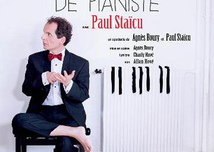 Une Vie De Pianiste à Paris 17ème