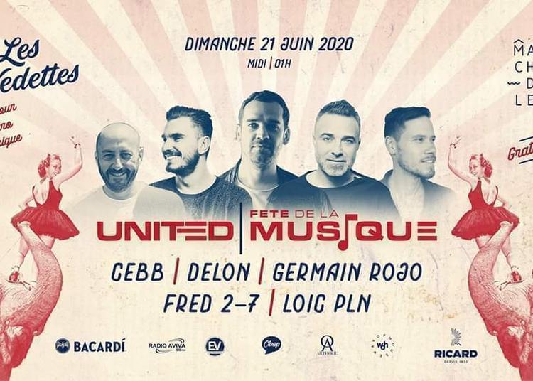 United Fête la musique à Montpellier