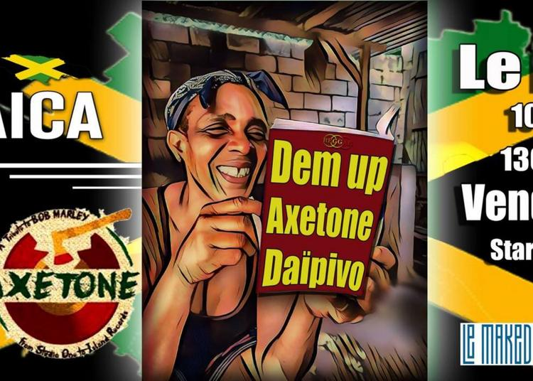 United for Jamaica, Live & Direct à Marseille