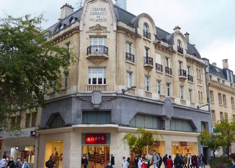 Visiter Amiens en une journée à pied : les 3 cailloux 2021