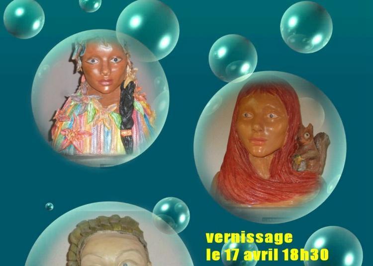 Exposition sculptures figuratif à Ajaccio
