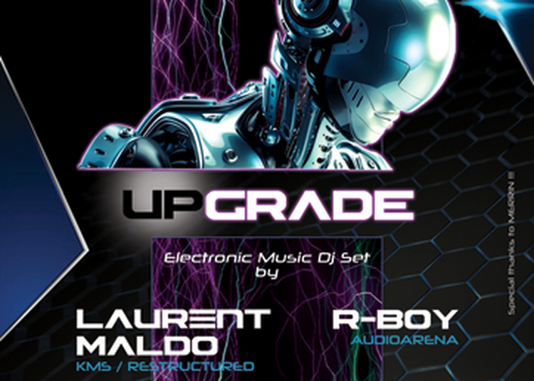 UpGrade (by Laurent Maldo) à Albi