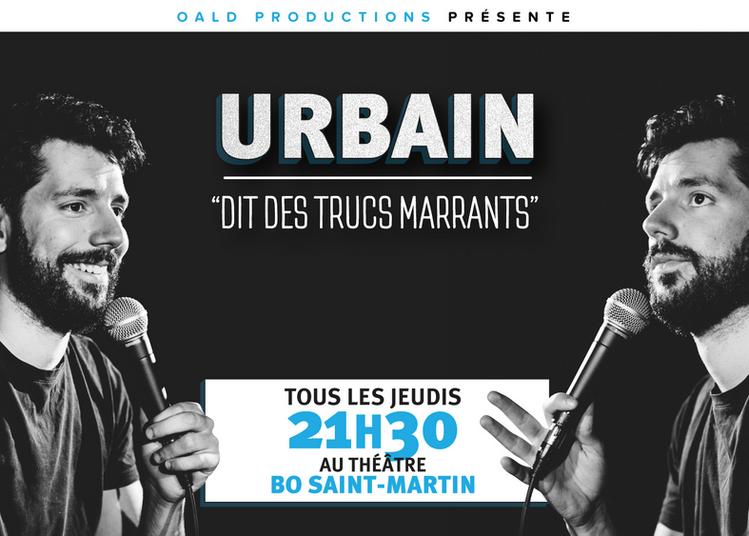 Urbain Dit Des Trucs Marrants à Paris 3ème
