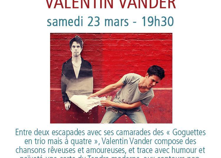 Valentin Vander à Montrouge