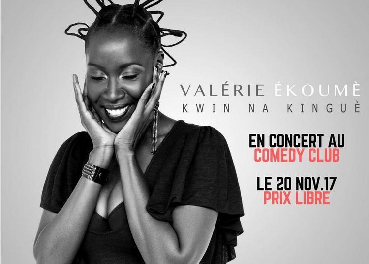 Valérie Ékoumè à Paris 10ème
