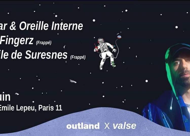 Valse X Outland : Fête de la musique à Paris 11ème