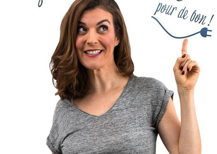Vanessa Beaudoin Dans Je Lâche Prise Pour De Bon à Nice