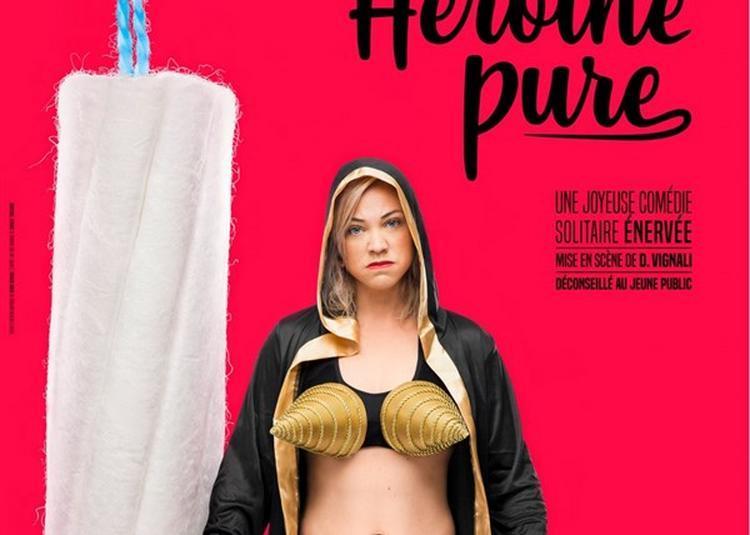 Vanessa Defask Dans Héroïne Pure à Lyon