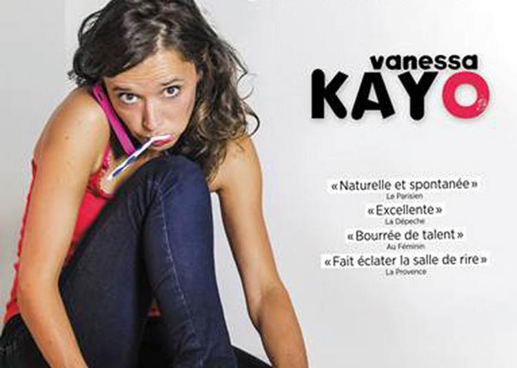 Vanessa Kayo à Paris 10ème