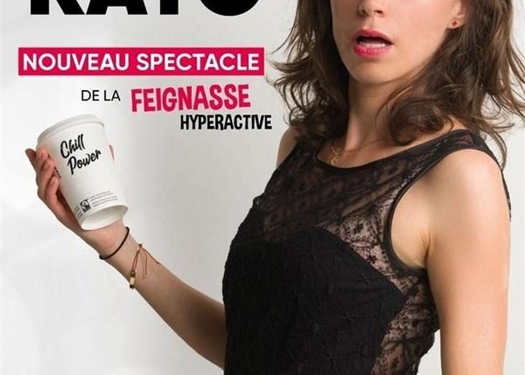 Vanessa Kayo Dans Nouveau Spectacle De La Feignasse Hyperactive à Castelnau le Lez