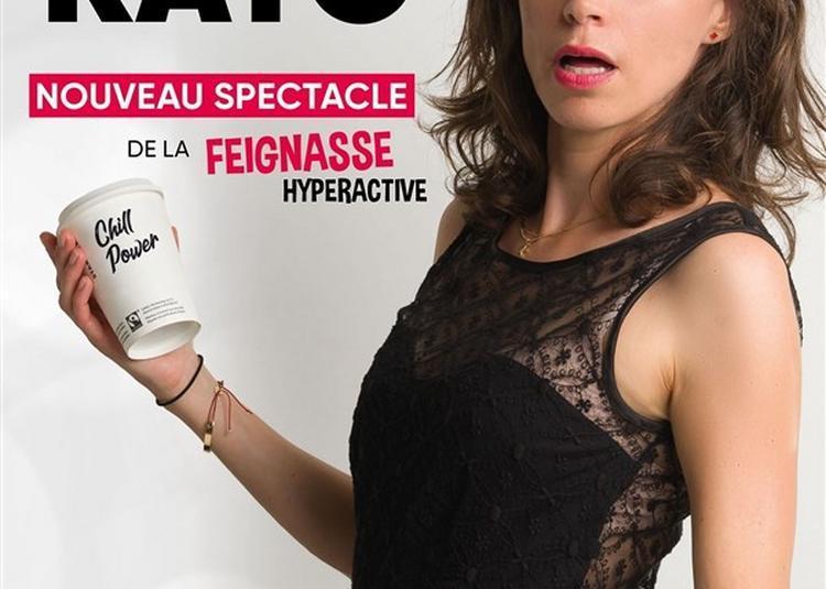 Vanessa Kayo Dans Nouveau Spectacle De La Feignasse Hyperactive à Saint Raphael