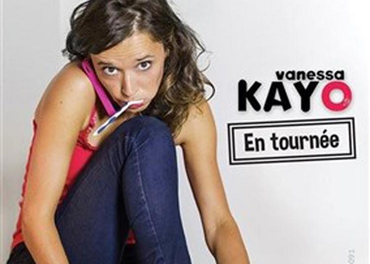Vanessa Kayo - Nouveau Spectacle à Bordeaux