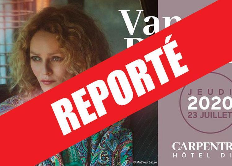 Vanessa Paradis à Carpentras