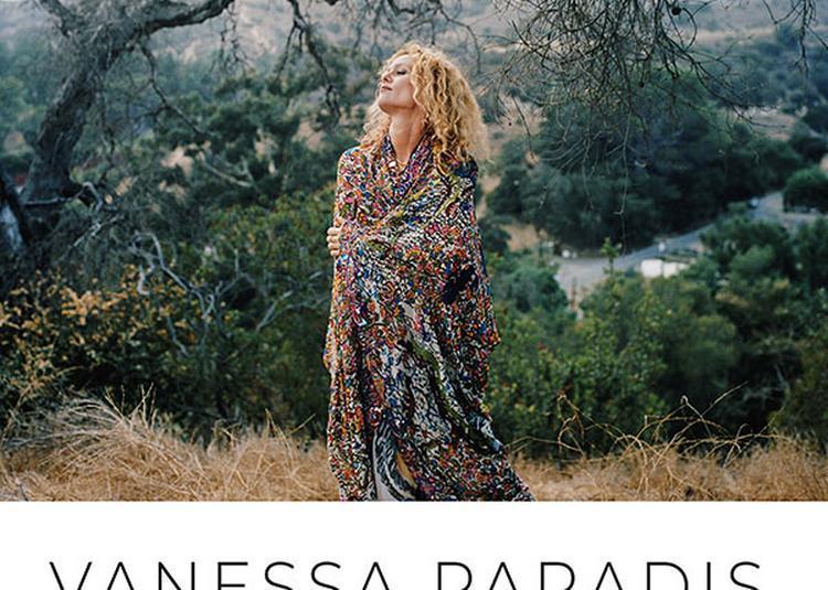 Vanessa Paradis à Nice