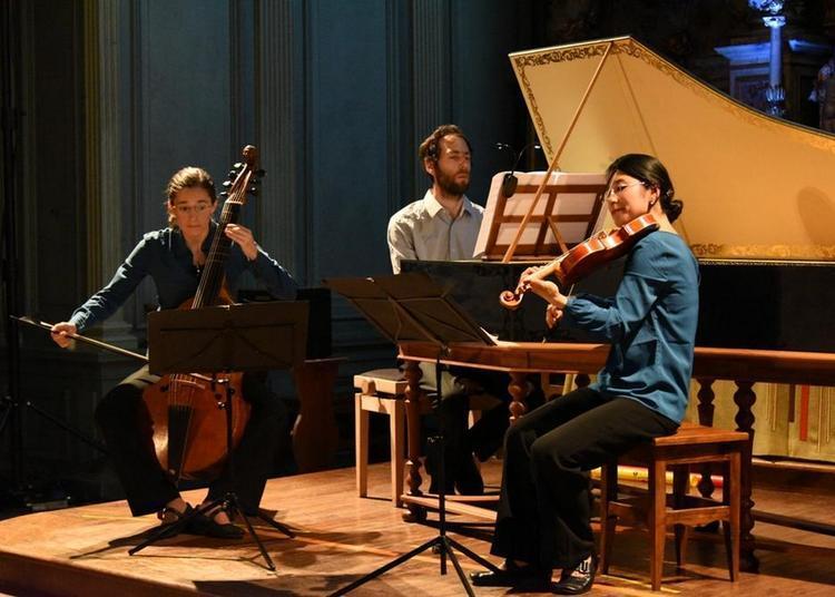 Variations Goldberg et Sonates en trio à Servance