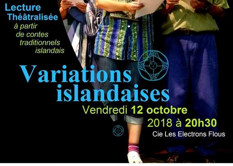 Variations Islandaises à Aix en Provence