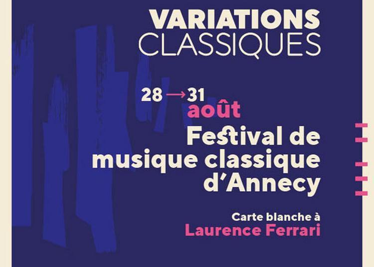 Variations Jazzy à Annecy