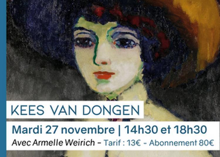 Variations Sur L'art  kee Van Dongen [ à Macon