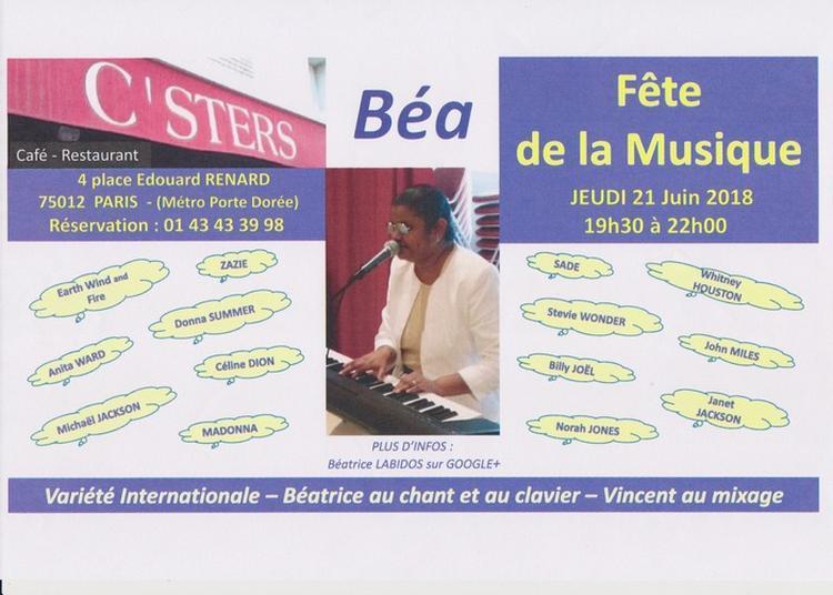 Variété Internationale 70s-90s à Paris 12ème