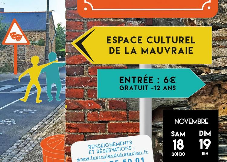 Variétés - Rue des R'calés à Riaille