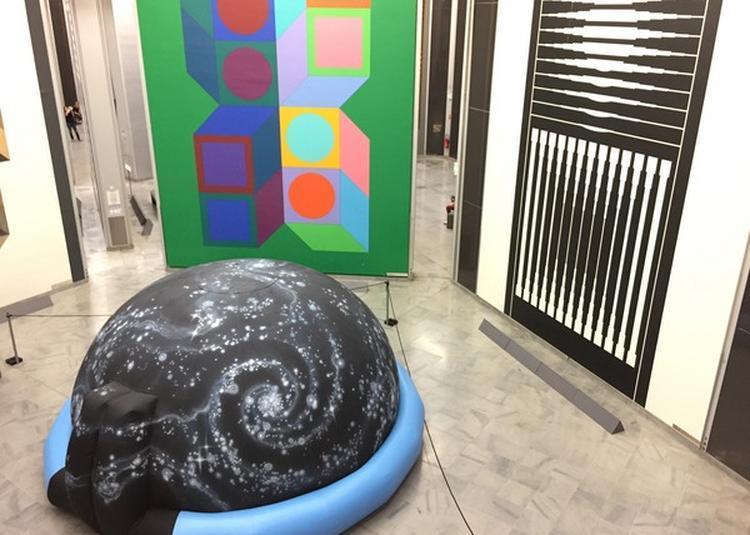 Vasarely Dans Les étoiles à Aix en Provence