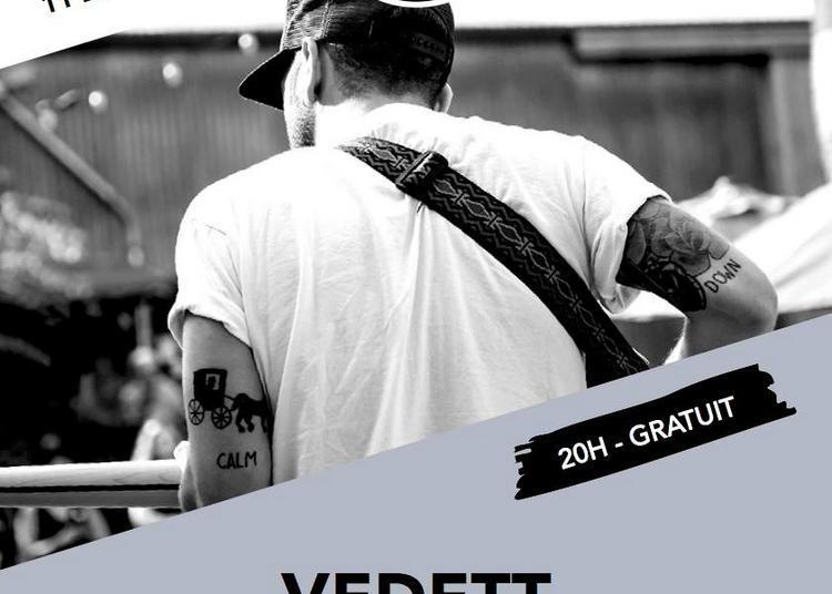 VedeTT - Rose Tiger - French Connection à Paris 12ème