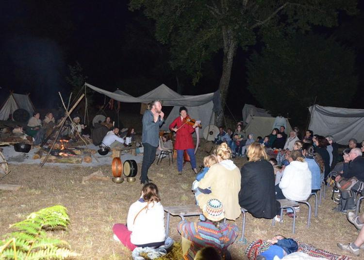 Veillée Contée Au Camp De Péran à Pledran