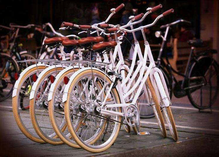 Vélo-balade Patrimoniale Avec Vélo-cité 63 . à Clermont Ferrand
