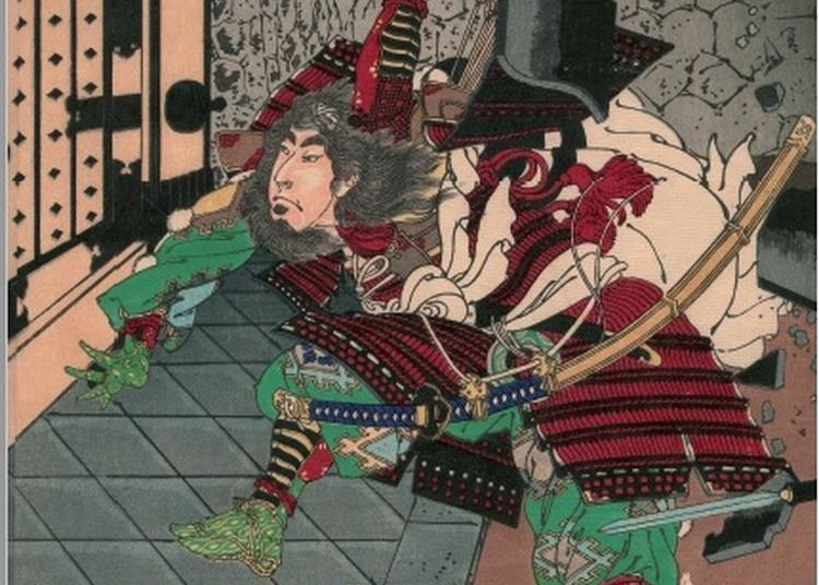Venez Découvrir L'exposition Les Samourai, Les Guerriers Du Japon à Pont l'Eveque