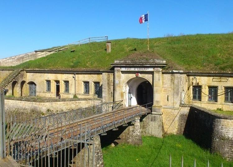 Venez Découvrir Deux Forts Séré De Rivières De La Place D'epinal à Uxegney