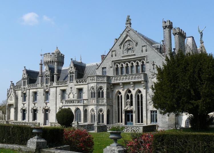 Venez Découvrir L'histoire Atypique Du Château De Keriolet ! à Concarneau