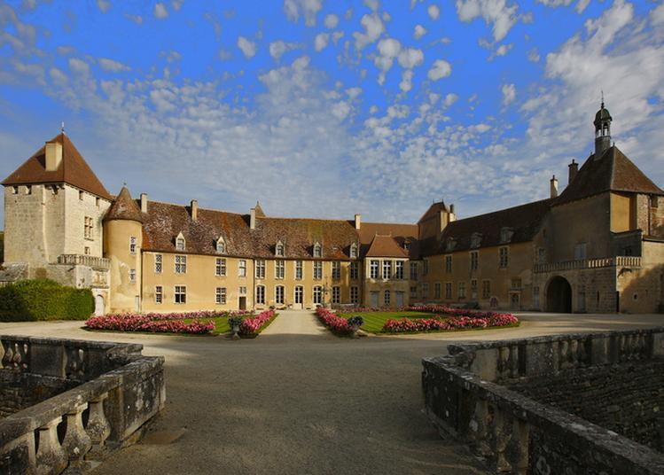 Venez Découvrir Le Château D'époisses à Epoisses