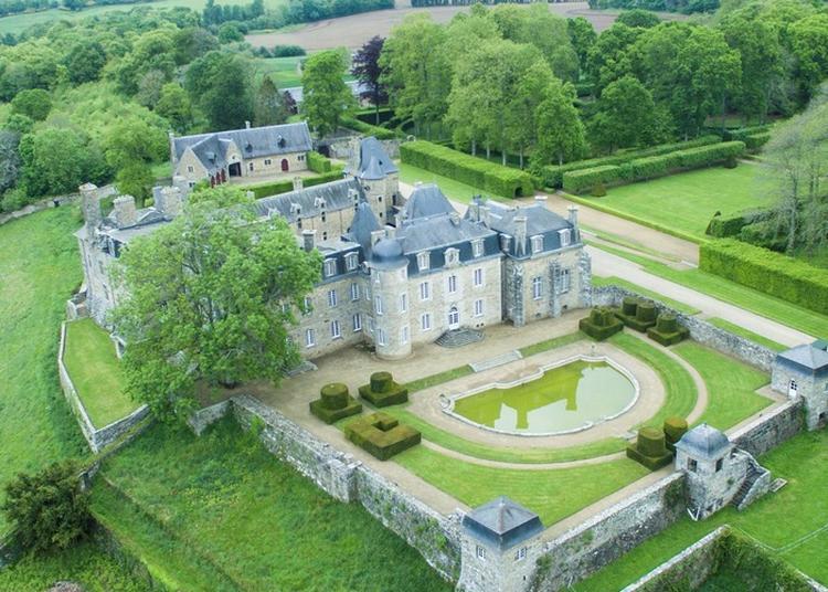 Venez Découvrir Le Château De Rosanbo Et Son écrin De Verdure à Lanvellec