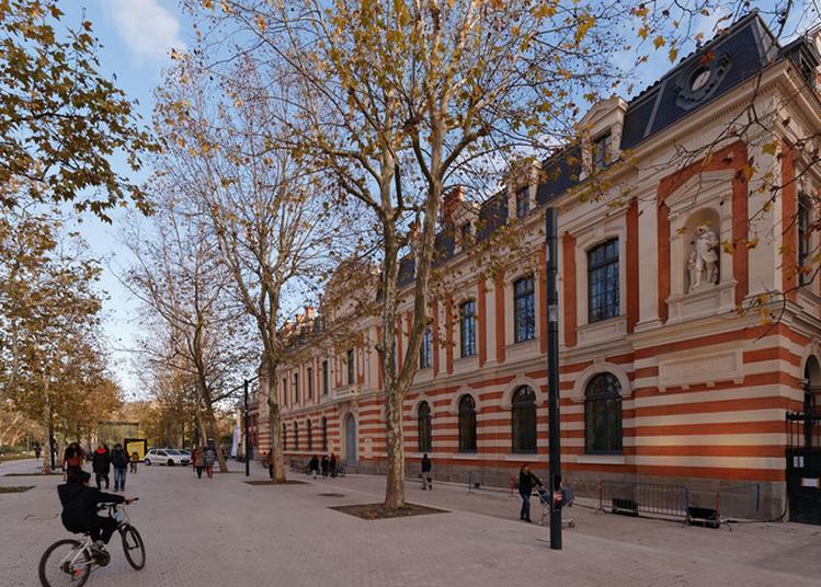 Venez Découvrir Le Quai Des Savoirs, Ancienne Faculté Des Sciences De Toulouse