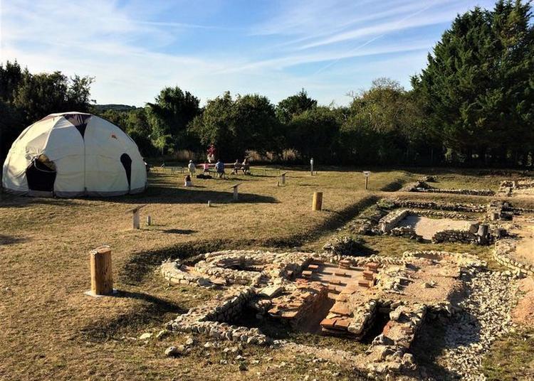 Venez Découvrir Les Activités Archéologiques En Aunis ! à Saint Saturnin du Bois