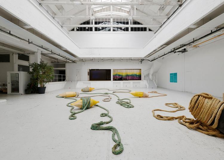 Venez Découvrir Les Coulisses De Passerelle Centre D'art Contemporain à Brest
