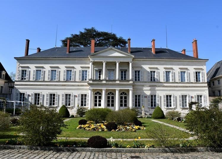 Venez Découvrir Les Salons De Réception Et Le Bureau Du Préfet ! à Blois