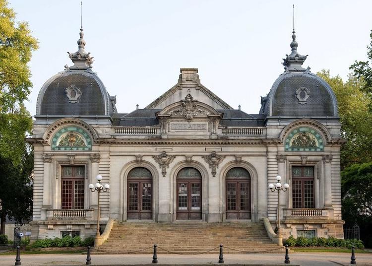 Venez Découvrir Tous Les Secrets De L'ancien Théâtre Inauguré En 1904 ! à Quimper