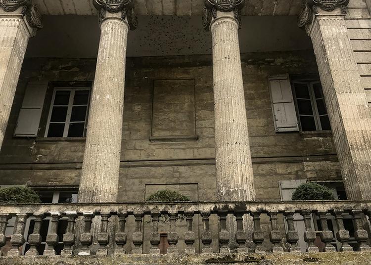 Hôtel Particulier De Style Néoclassique, Exemple Du Patrimoine Architectural Angoumoison à Angouleme