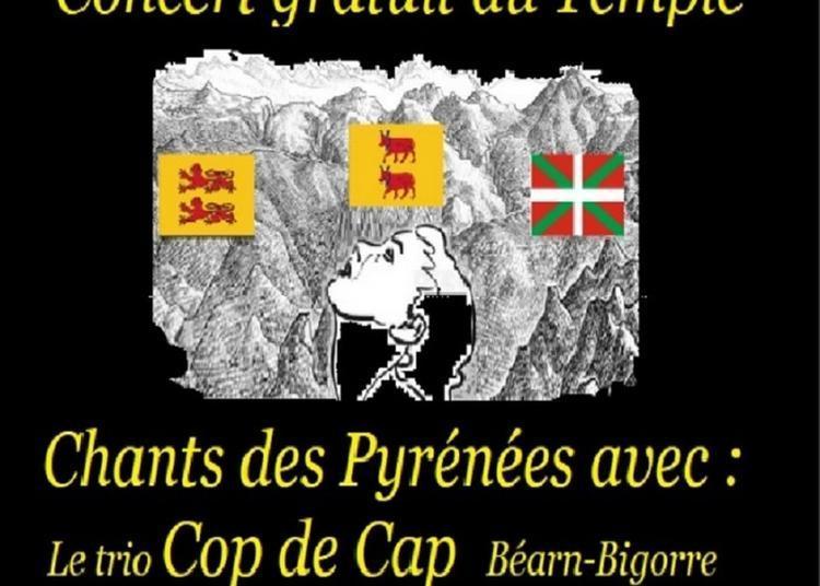 Venez écouter Les Chants Des Pyrénées à Bellocq