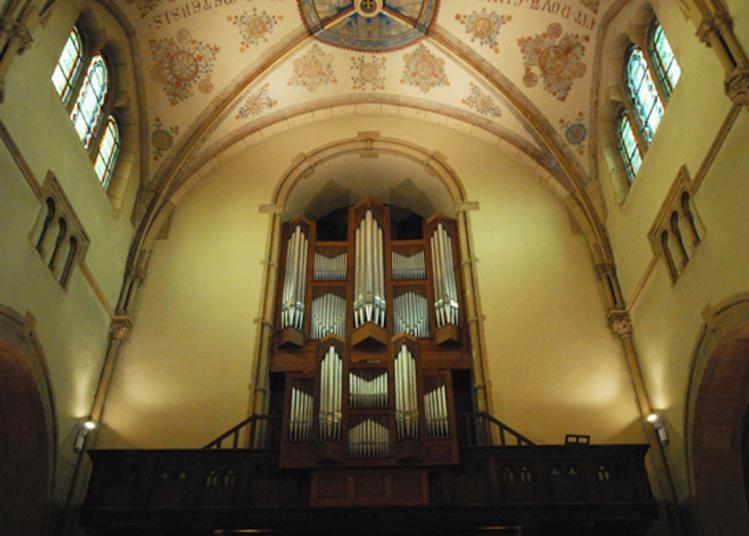 Venez écouter Un Concert D'orgue Et Appréciez L'acoustique à Montigny les Metz