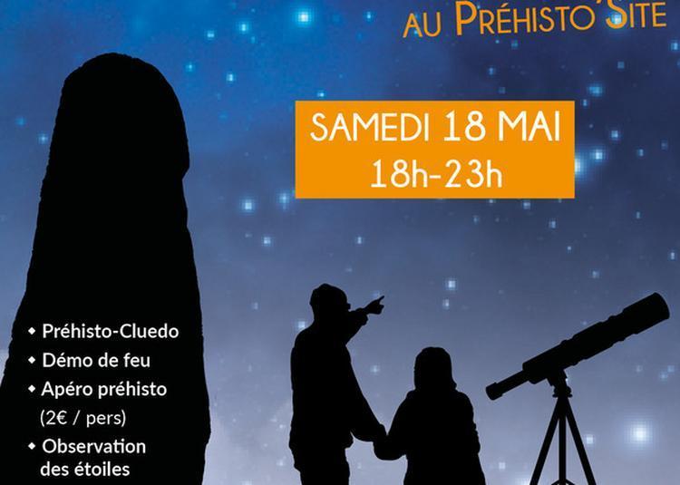 Venez Mener L'enquête Sur Le Préhisto'site ! à Saint Hilaire la Foret