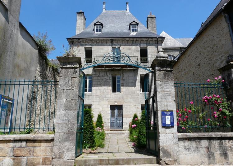 Venez Nous Rencontrer à La Maison Du Patrimoine - Hôtel De Boisbilly à Quimper