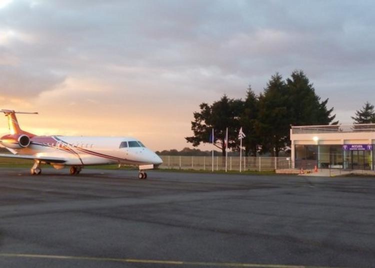 Venez Visiter L'aéroport De Vannes-golfe Du Morbihan. à Monterblanc