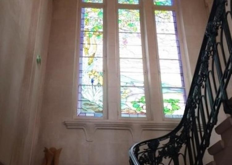 Venez Visiter La Seule Mairie De France De Style Art Nouveau ! à Euville